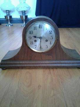 English Mantle Clock