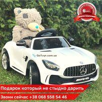 Электромобиль детский Mercedes-Benz CLS 63 AMG 5.5 2018 с ГАРАНТИЕЙ
