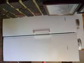 Practically new Bosch Fridge and Freezer