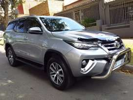 2019 Toyota Fortuner AUTOMATIC 2.8GD6
