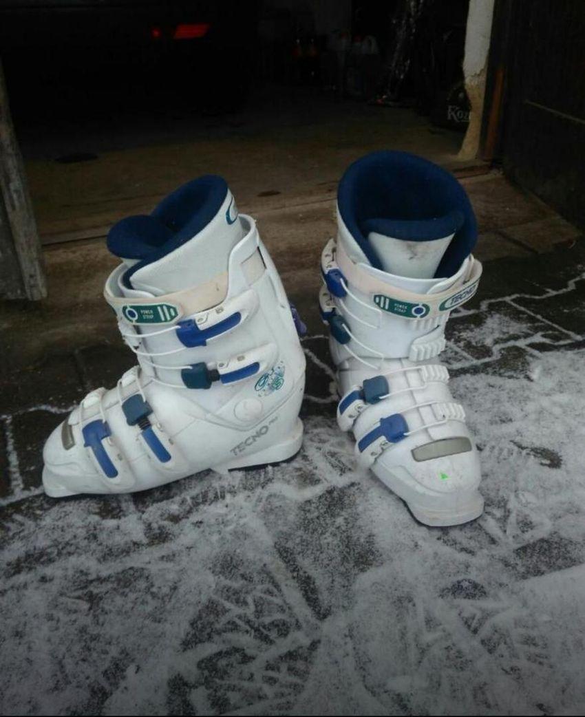 Dětské lyžařské boty Tecno 0