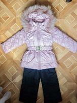 Зимний комбинезон + куртка Wojcik 110