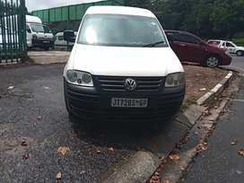 VW CADDY WITH AN ENGINE CAPACITY OF 2,2
