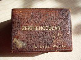 e. leitz wetzlar zeichenokular насадка на микроскоп для рисования