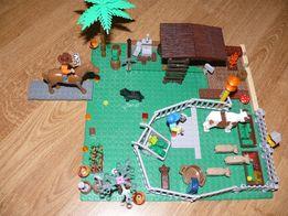 Płyta Lego 32x32 farma ogród zwierzeta Duży zestaw