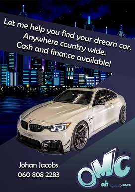 Want a car with finance or cash