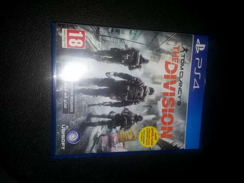 The Division PS4 0