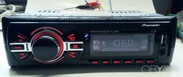 Автомагнитола Pioneer 1138 Evro разьем Usb Card Новая Наличие 1199 руб