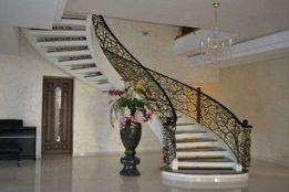 Железобетонные монолитные лестницы любой сложности