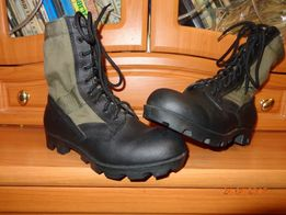 Тактические ботинки Мил-тек панама олива 7 размера наш 41 размер