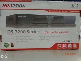 видеорегистратор NIK VISION DS-7208hvi-sh на 8 камер