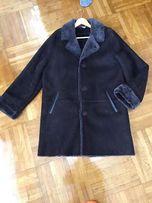 Дубленка-пальто мужская , 50-52р.+ подарок парфюм. Торг