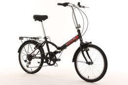 składak 20' NOWOŚĆ składany w walizkę rower podróżny