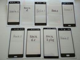 Скло 5D Nokia 6.1 Nokia 7 plus Nokia 8 Nokia 6 3.1 Nokia 5 2 Nokia 1