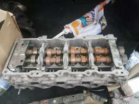 Nissan ZD30 cylinder head and engine parts