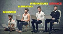 Занятия английским