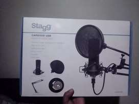 Stagg sum45 USB microphone ( 2 microphone's)