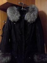 Пальто зимнее женское (пуховик)