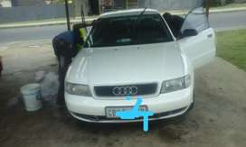 I'm selling my Audi A4 in Good condition nothing to fix paper complete