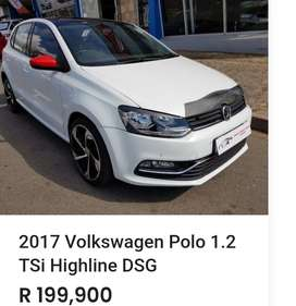 Polo1.2 Tsi Highline DSG