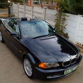 Loved 330 CI Convertable with Sports Pack, A/T