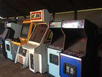 Image of Coin Operated arcade Games