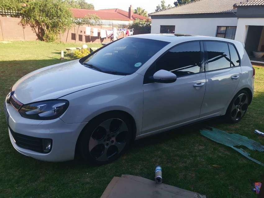 VW Golf 6 gti, 2012 model for sale in good running condition. 0