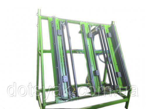 Стіл станок для виготовлення піддонів Epal європідон палeти меблі