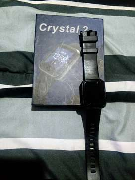 CRYSTAL 2 SMART FITNESS WATCH