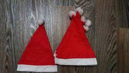 Новогодняя детская шапка Санты, Дед Мороз