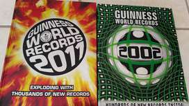 Guinness World Records Book Series 1985, 1992, 1995, 2010, 2013, 2014