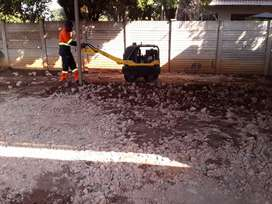 Home and Industrial Paving
