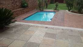 Secure and Neat two bedroom cottage  in Discovery, Roodepoort