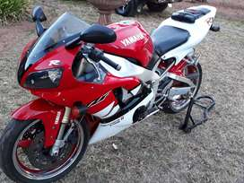 Yamaha R1 for sale or to swap