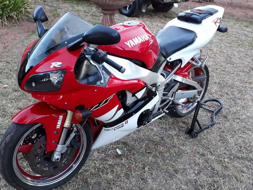 Yamaha R1 for sale or to swap 0