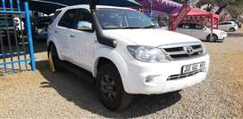 2006 Toyota Fortuner 4.0 V6 4x4, In Very Good Condition!
