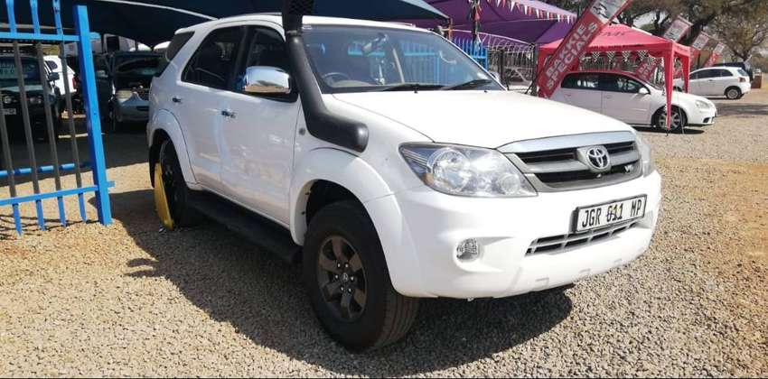 2006 Toyota Fortuner 4.0 V6 4x4, In Very Good Condition! 0