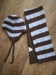 Шапка, шарф, комлект Chicco