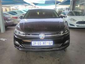 VW POLO 8 TSi C/L MANUAL