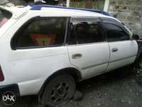 Toyota dx kay with a slight accident engine+gearbox ok 230k 0