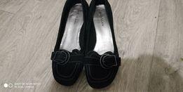 Женские туфли кожа