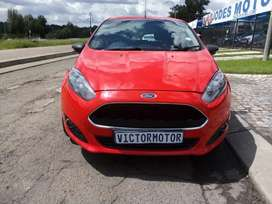 2017 Ford fiesta 1.4 manual 57 000km for sale