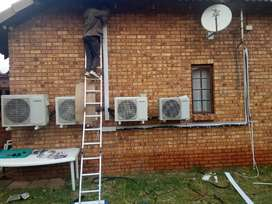 Air conditioning services