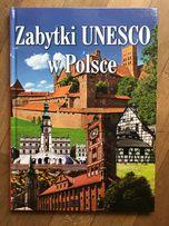 Zabytki Unesco w Polsce - album NOWY