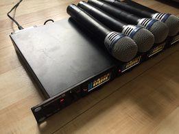 Радиосистема Beyerdynamic Opus 800 с 4 ручными микрофонами SDM860, 869