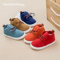 Продам новые детские ботиночки на мальчика (ботинки) р 21-30