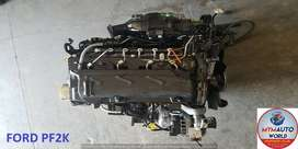 USED FORD RANGER /WILDTRACK 2.2L 6 SPEED-PF2K ENGINES FOR SALE
