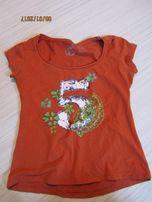 t-shirt koszulka krótki rękaw S 36 top