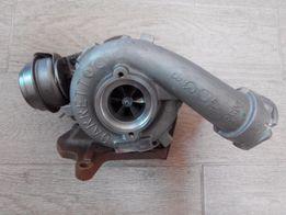 турбина Volkswagen T5 2.5 TDI Garrett тюнинговая