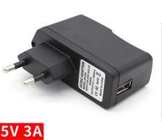USB сетевое зарядное устройство, 5В ЧЕСТНЫЕ 3А /зарядка 220В/3A HN-538